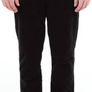 Saint Laurent Kapsáčové kalhoty 584475Y517V Černá