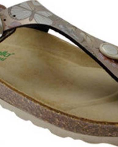Pantofle, žabky Riposella