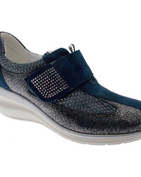 Modré boty Riposella