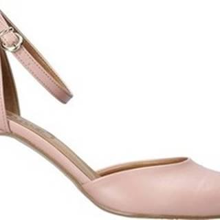 Grace Shoes Lodičky 057S006 Růžová