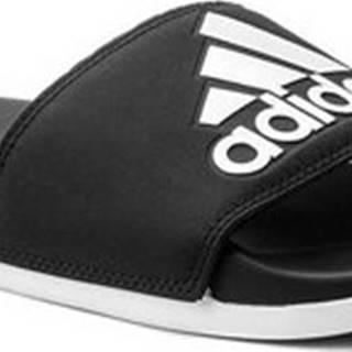 adidas pantofle Adilette CF Cloudfoam Plus Logo W Černá