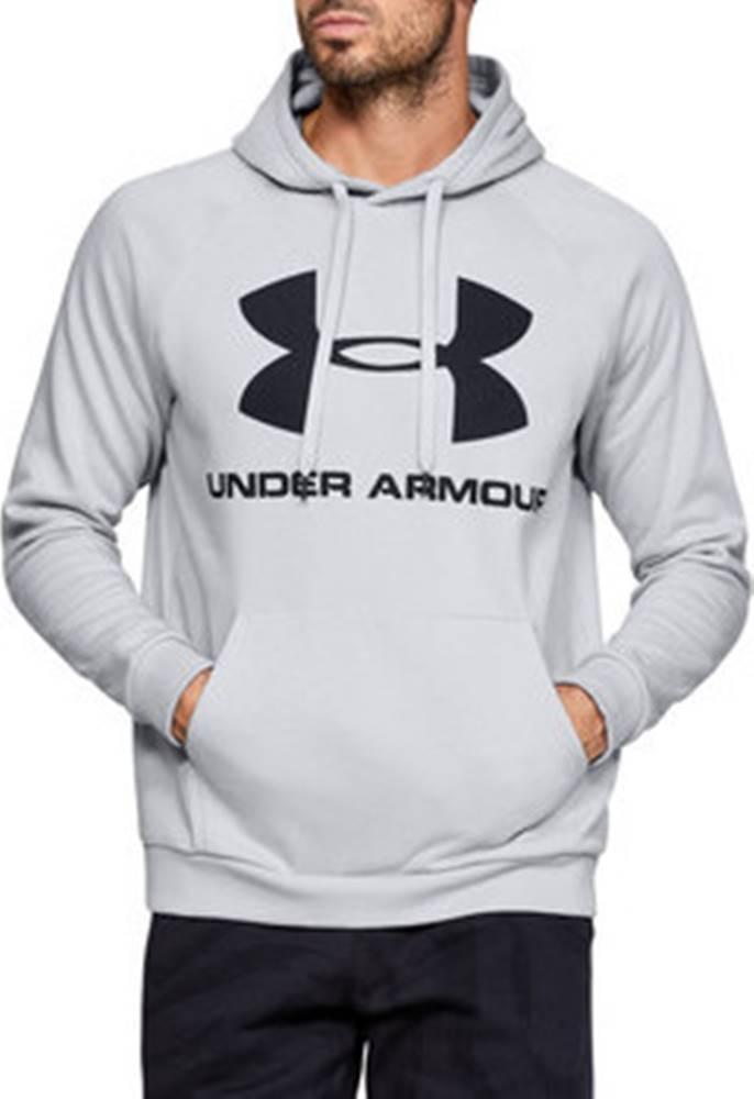 under armour Under Armour Mikiny Rival Fleece Sportstyle Logo Hoodie 1345628-014 ruznobarevne