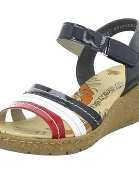 sandály Rieker