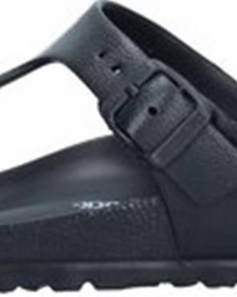 Černé sandály Birkenstock