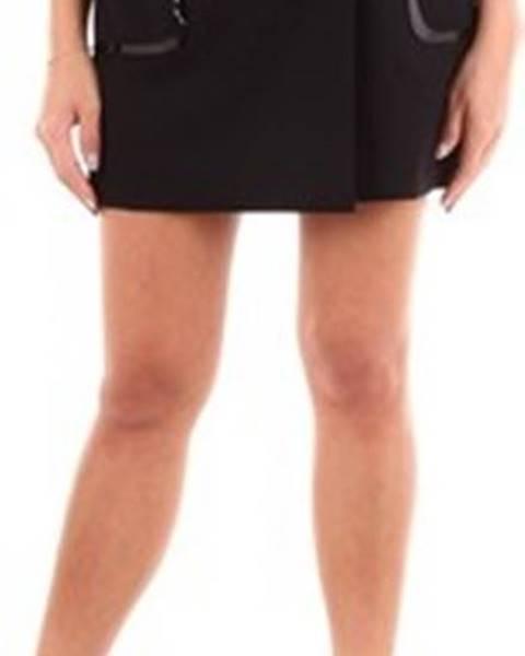 Černá sukně Vintage