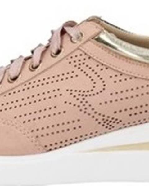 Růžové tenisky Gattinoni