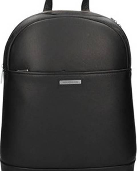 Černý batoh Moleskine