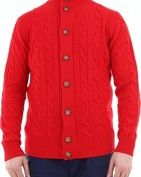 Červený svetr S. Moritz