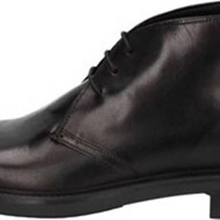Triver Flight Kotníkové boty 206-02 Černá
