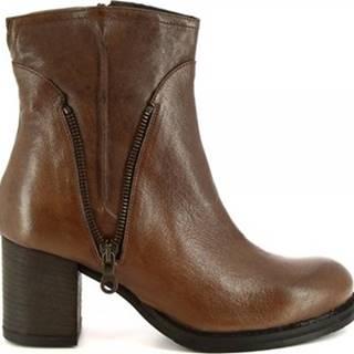 Leonardo Shoes Kotníkové boty 132 ROK T.MORO ruznobarevne