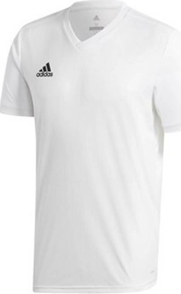 adidas adidas Trička s krátkým rukávem Tabela 18 Bílá