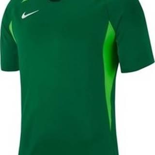 Nike Trička s krátkým rukávem Legend Zelená
