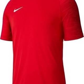 Nike Trička s krátkým rukávem Dry Strike Jersey Červená