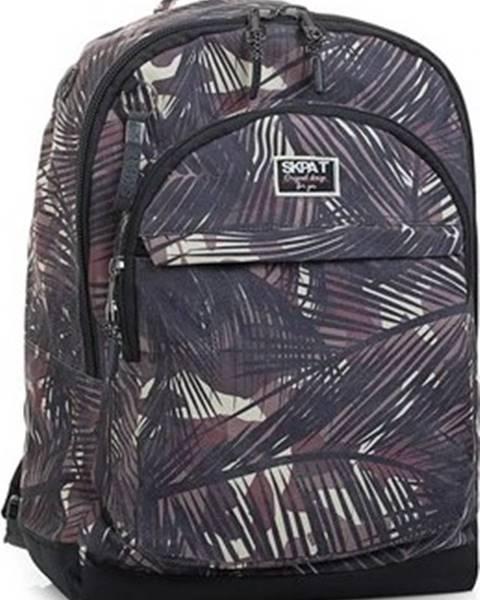 Černý batoh Skpat