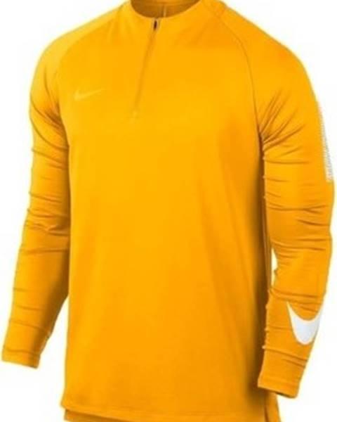 Oranžové tričko nike