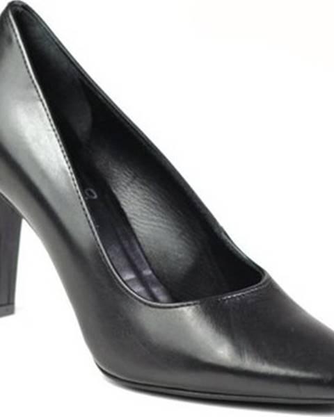 Černé boty Rylko