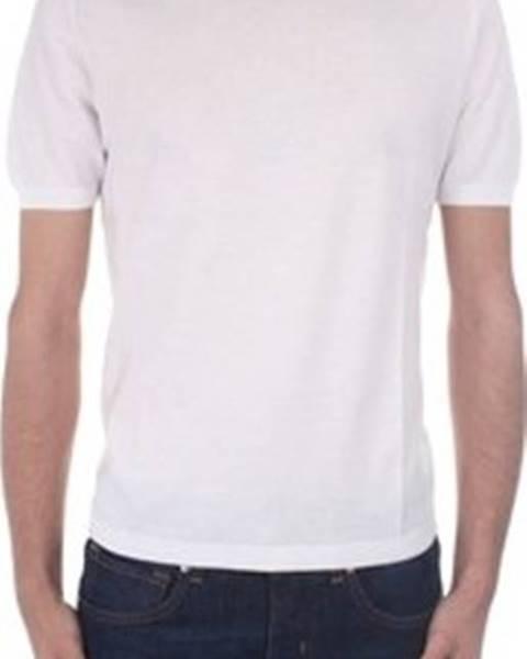 Bílé tričko La Fileria