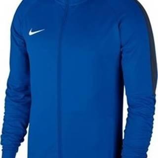 Nike Teplákové bundy Academy 18 Track Modrá