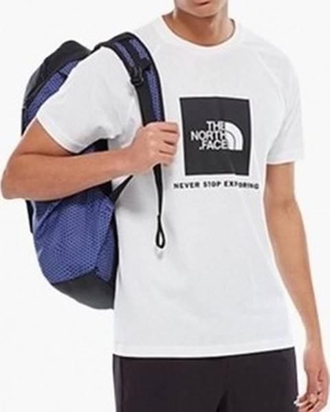 Bílé tričko The North Face