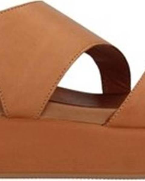 Hnědé sandály INUOVO