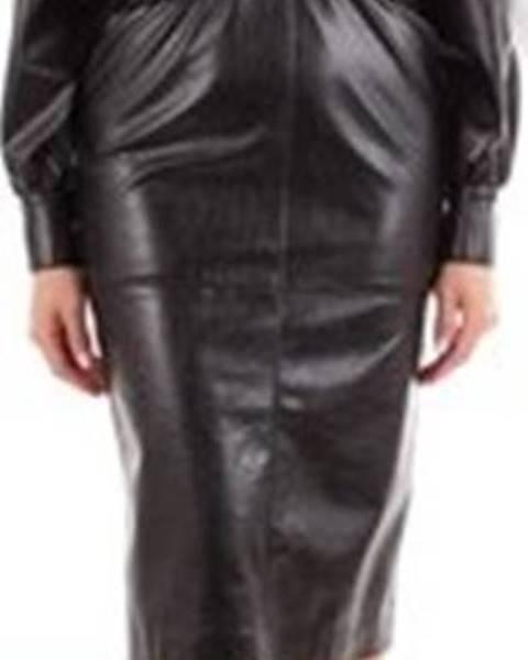 Černé šaty Msgm