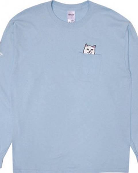 Modré tričko RIPNDIP