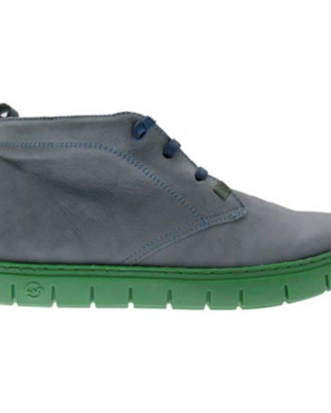 Modré boty Slowwalk