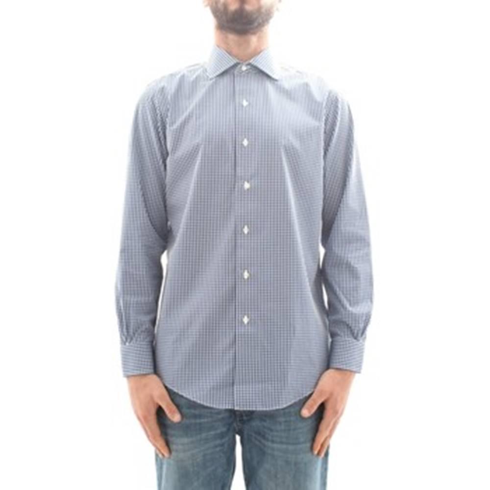 Brooks Brothers Brooks Brothers Košile s dlouhymi rukáv 100130215 Modrá