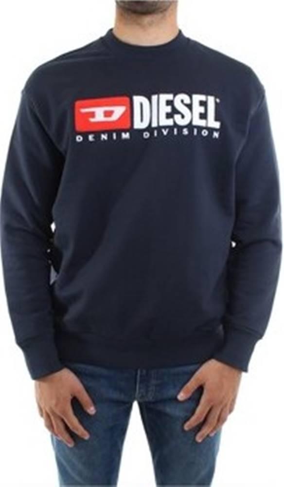Diesel Diesel Mikiny 00SHEP 0CATK Modrá
