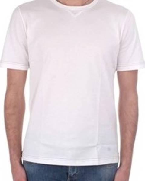 Bílé tričko Eleventy