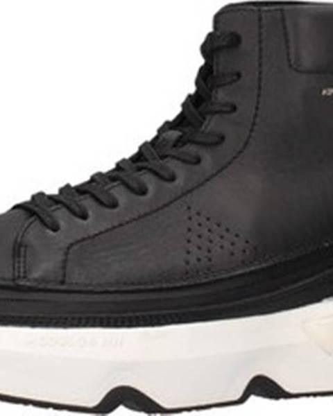 Černé boty Acbc
