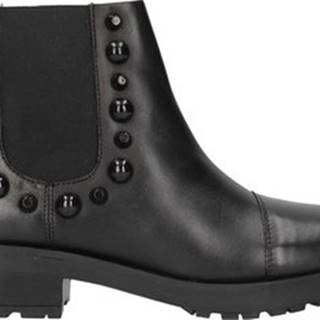Apepazza Kotníkové boty BST15 Černá