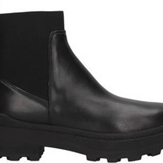 Janet Sport Kotníkové boty 44850 Černá
