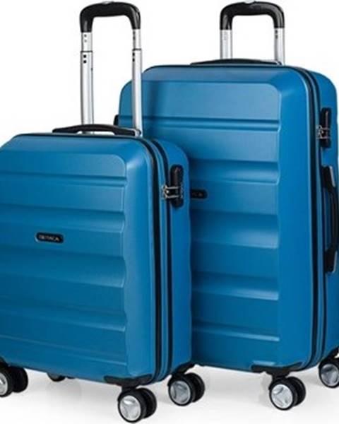 Modrý kufr Itaca