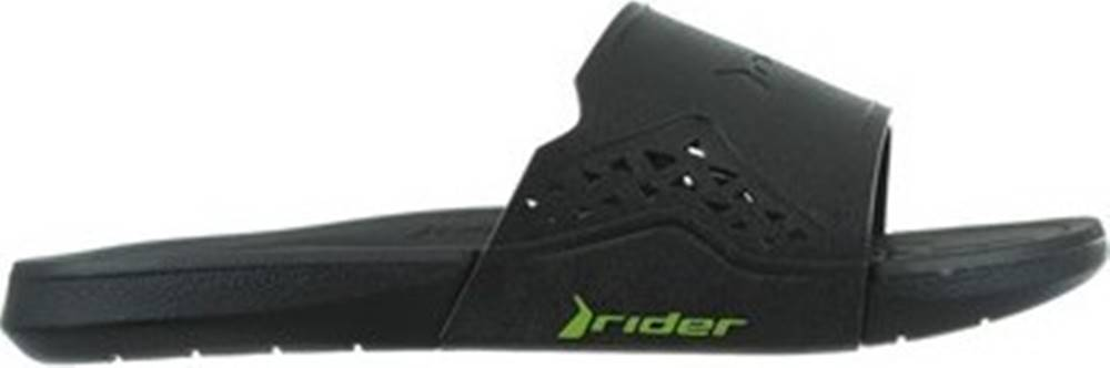 Rider Rider pantofle Infinity II Slide AD Černá