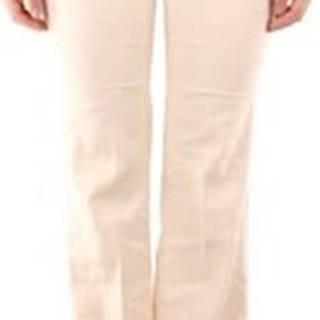 Marella Oblekové kalhoty GIFT Bílá