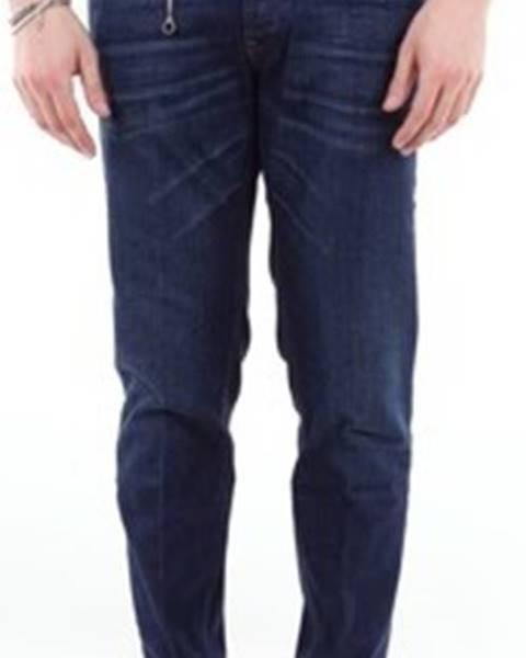Modré kalhoty C Plus