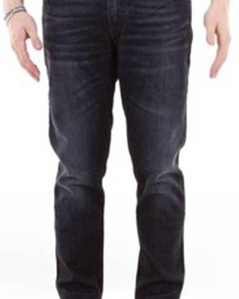 Černé kalhoty Department Five