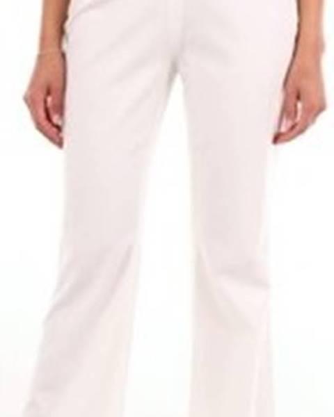 Béžové kalhoty Federica Tosi
