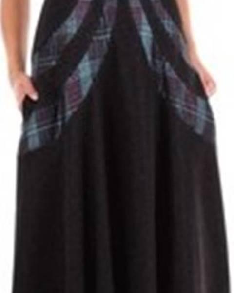 Černé šaty Marco De Vincenzo