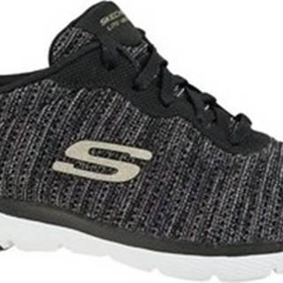 Skechers Tenisky Flex Appeal 30 Černá