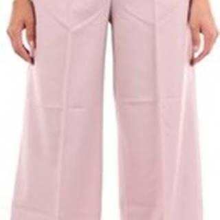D. Exterior Ležérní kalhoty 49937 Růžová