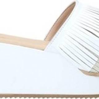 Grace Shoes Sandály C21 Bílá