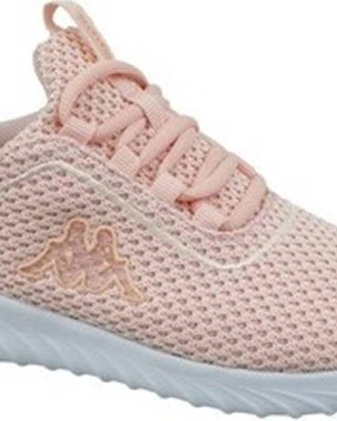 Růžové tenisky Kappa