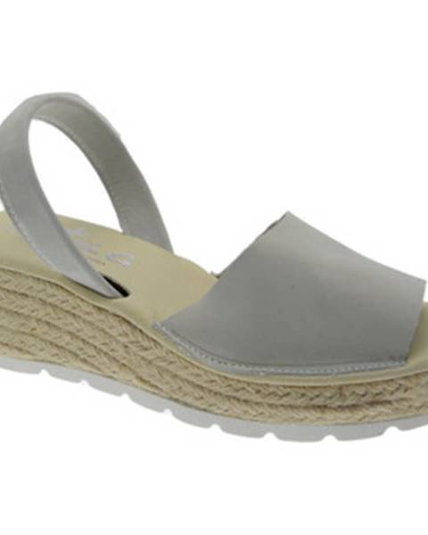 Bílé sandály Atxa