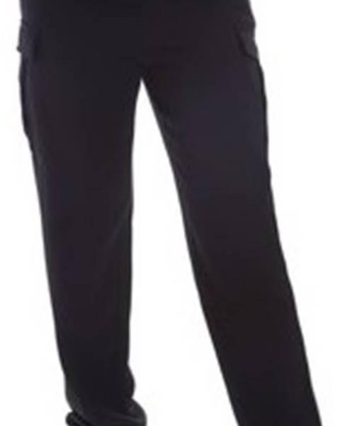 Černé kalhoty GAUDÌ