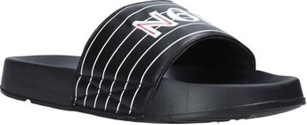 Navigare Navigare pantofle NAM019050 Černá