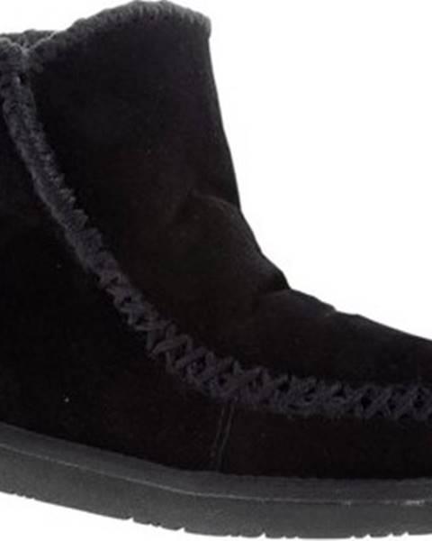 Černé boty Gioseppo