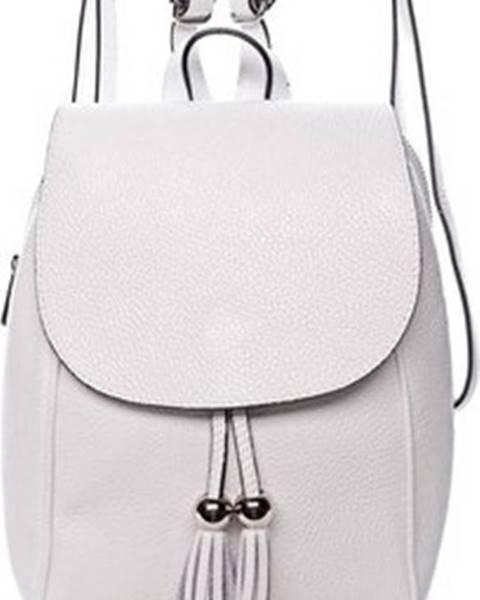 Bílý batoh ITALY