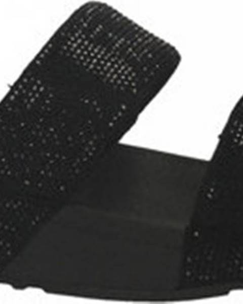 Černé pantofle FitFlop